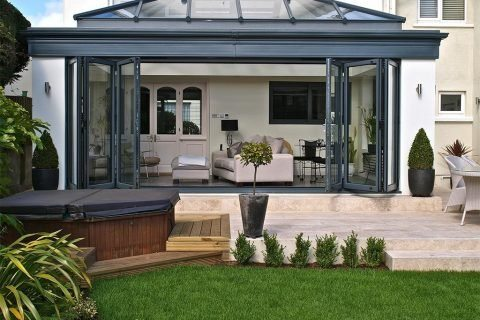 Bi Folding Doors in Cumbria