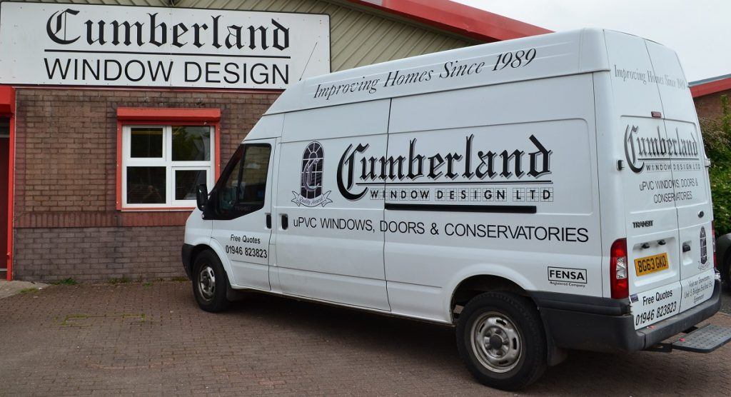 Why choose Cumberland Windows?
