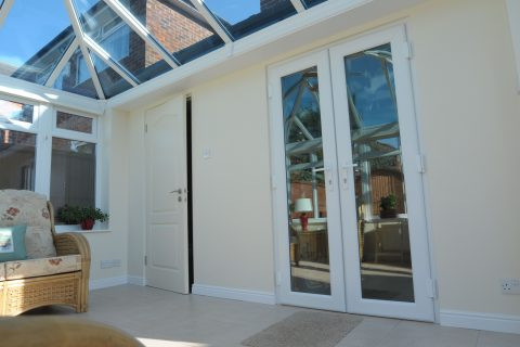 French Doors in Cumbria