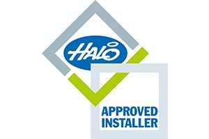 HALO approved installer