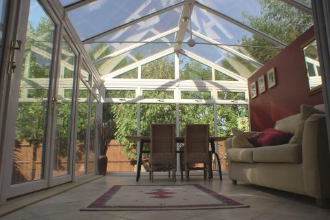 Gable Ended Conservatories