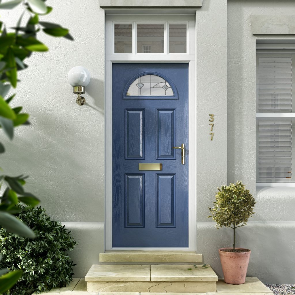 Composite doors external front back doors cumberland for Composite windows