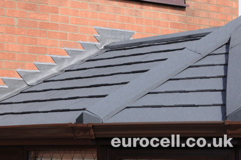 Solid Tiled Roof